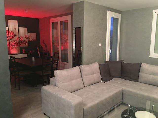 Chambre individuelle dans un jolie appartement - Romans-sur-Isère