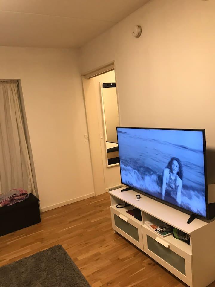 2 værelses lejlighed