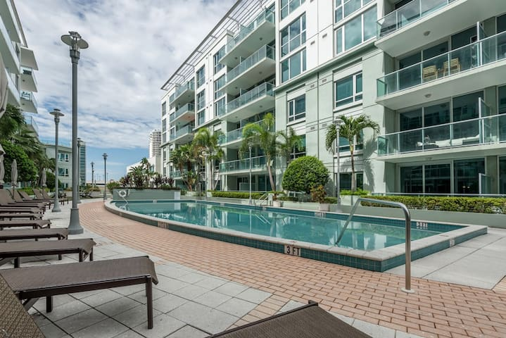 Your Oasis in Channelside