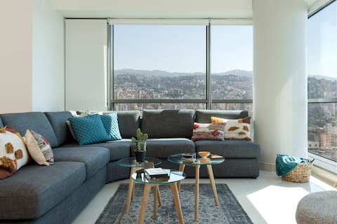 Antelias 3BD Apartment with 360° view