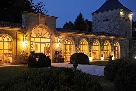 Chateau de la Ligne - Lignan-de-Bordeaux