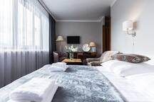 Hotel Helios-pokój dwuosobowy
