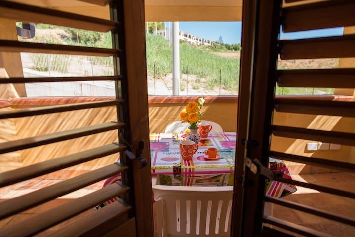 Casa vacanza 2/3 posti letto 190mt dal mare e wifi