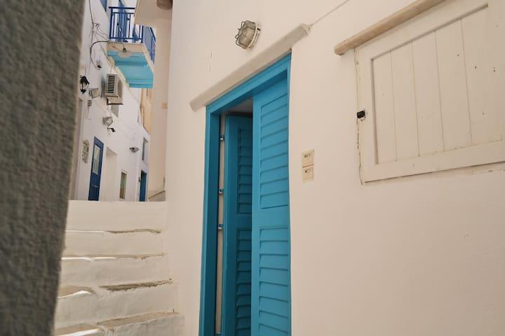 Naxos Castle House