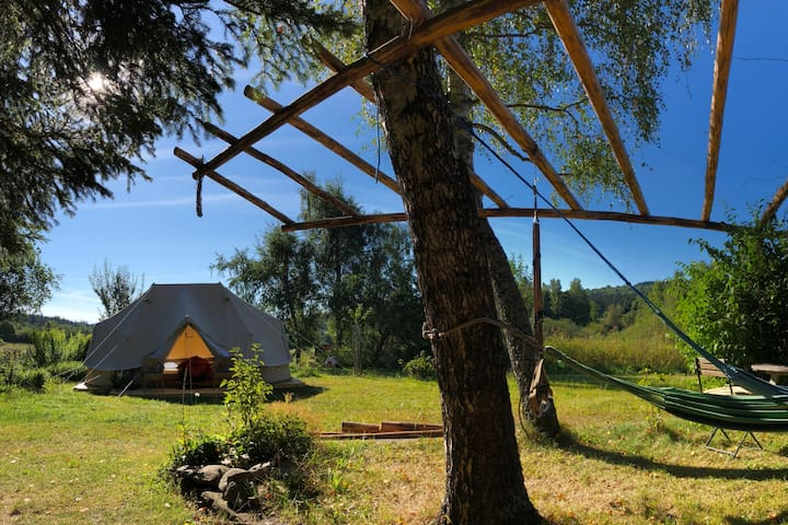 Meadow Life - Glamping & Experience South Bohemia