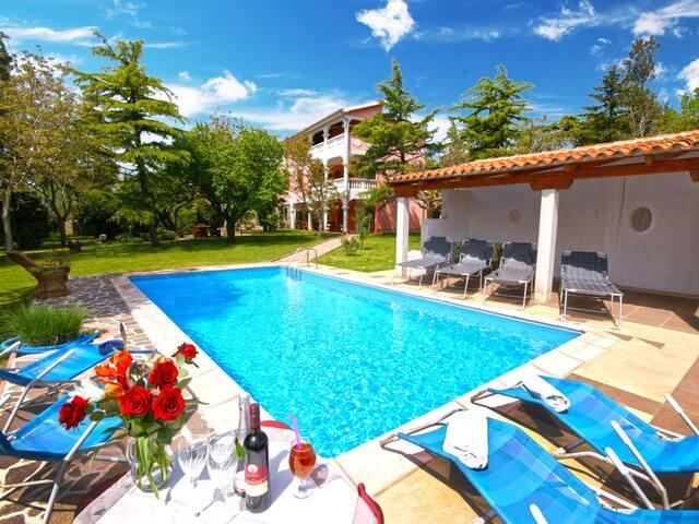 Villa Aurora - Brgod - Lägenhet