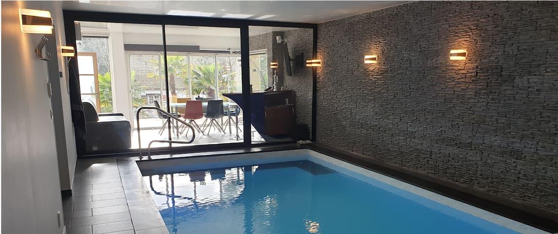 Appartement 6 pers. 91 m² avec piscine d'intérieur