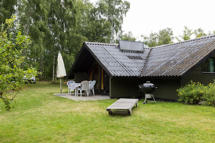 Summer cabin close to the beach - Ebeltoft - Cabana