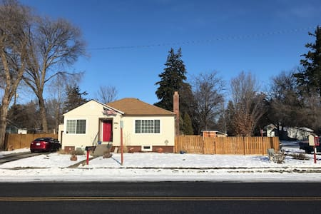 "Close to Downtown Ellensburg & CWU---""The Cheba"" - Ellensburg"