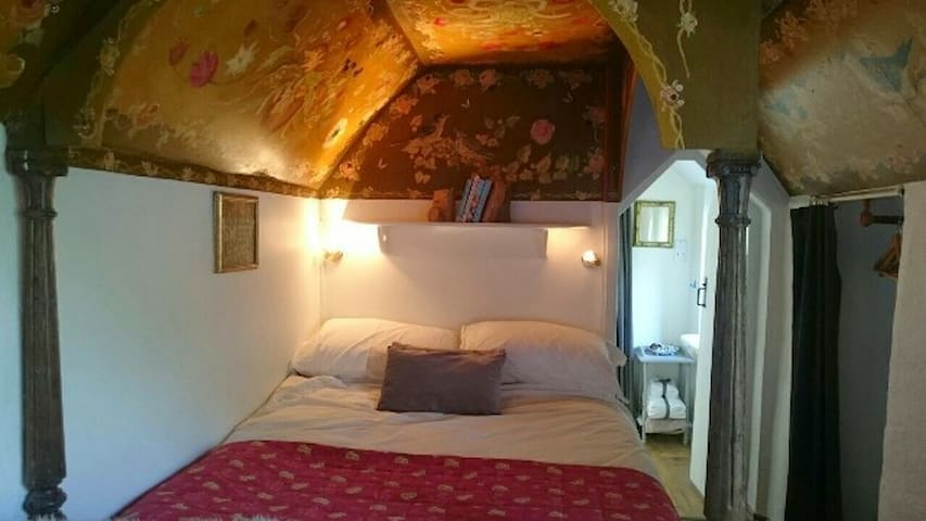 Toad Hall: Romantic South Hams cott - Blackawton
