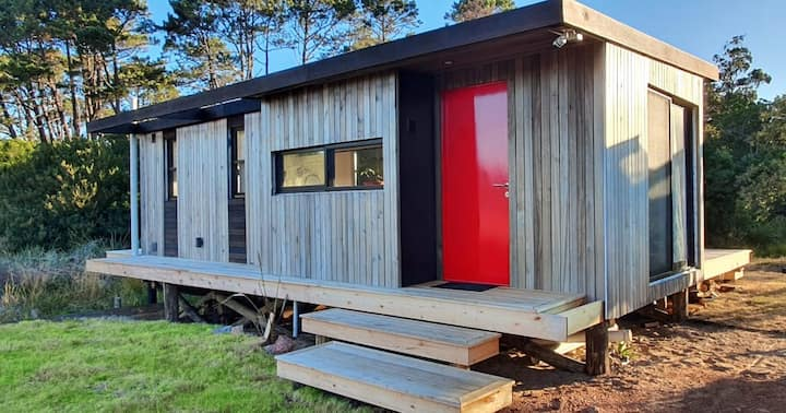 Tiny House Experience: Nature, relax and beach.