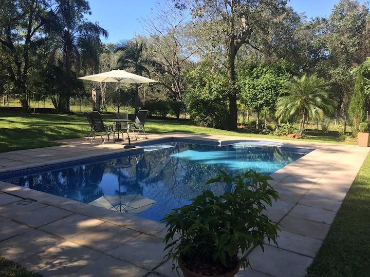 Casa Quinta en San Bernardino - Paraguay