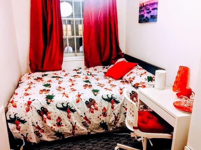 Double Bedroom In King's Cross
