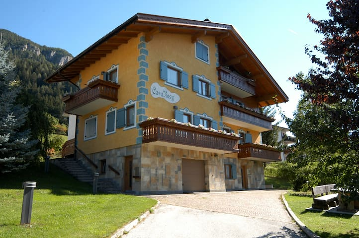 Casa Rosy - Il Gelsomino - Tesero - Appartement