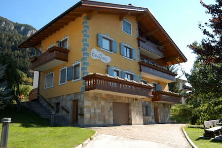 Casa Rosy - Il Gelsomino - Tesero