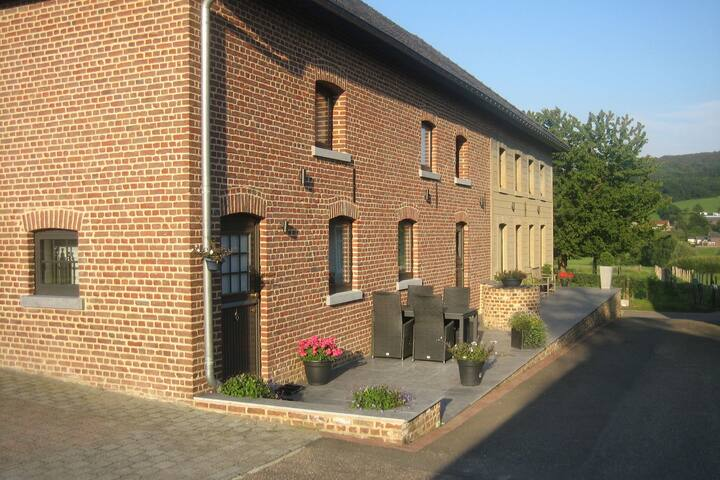 Comfortable holiday home at 200 m from the village of Epen in South Limburg.