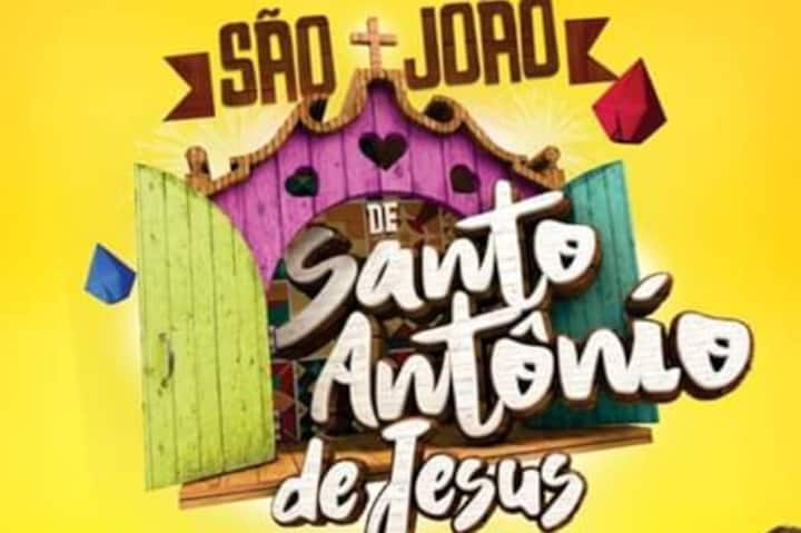 Imperdível. Loft para o São João SAJ. 2020.