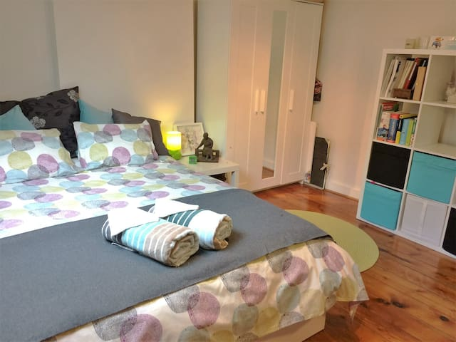 Cosy duplex with terrace in EU area - Etterbeek - Appartement