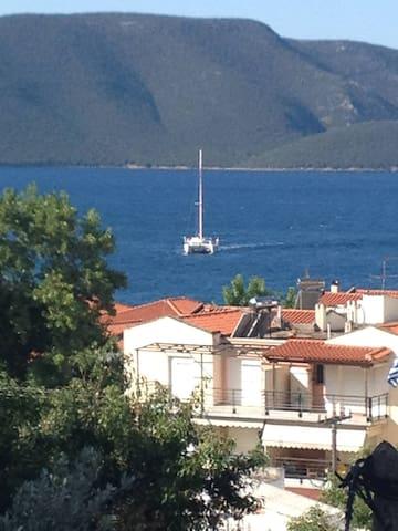 Evia N.Styra - Evia - บ้าน