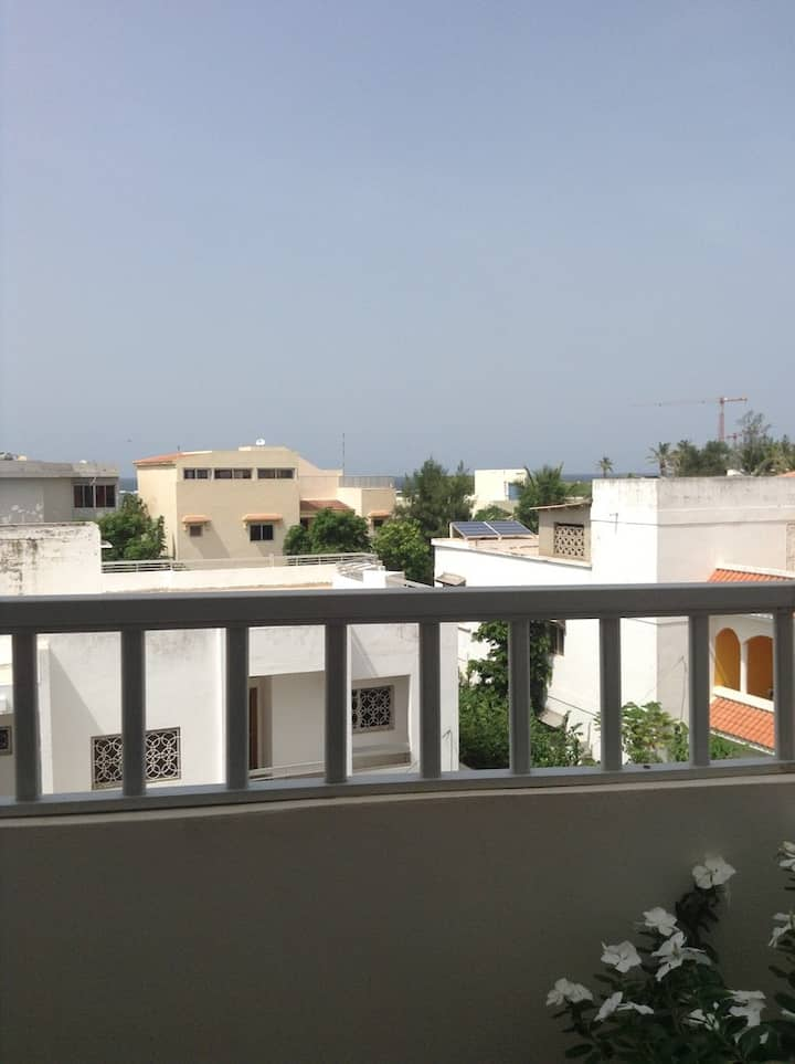 Appartement, Plage de Ngor, Dakar, Sénégal