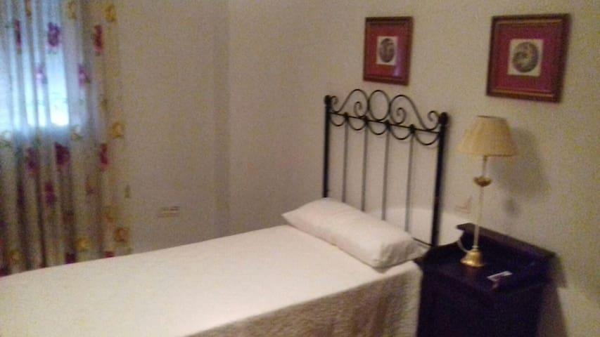 Apartamento luminoso. Calefacción. - Badajoz - Pis