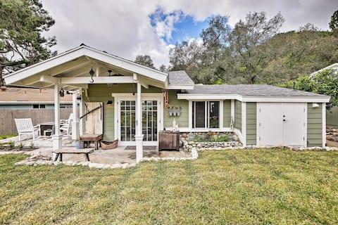 Pet-Friendly Trabuco Canyon Cottage w/ Yard!