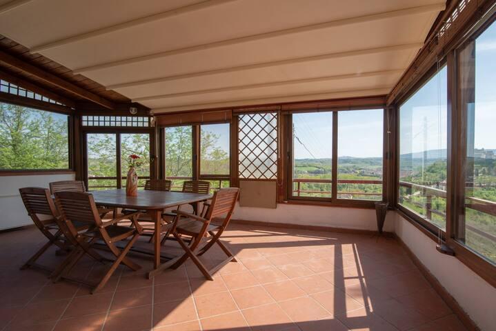 Tognazzi Casa Vacanze - La Terrazza sul Borgo
