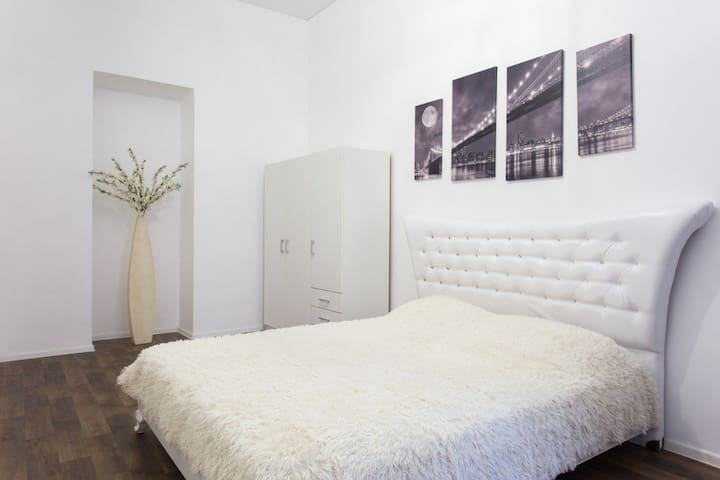 Comfortable apartment in the  center of Kharkov