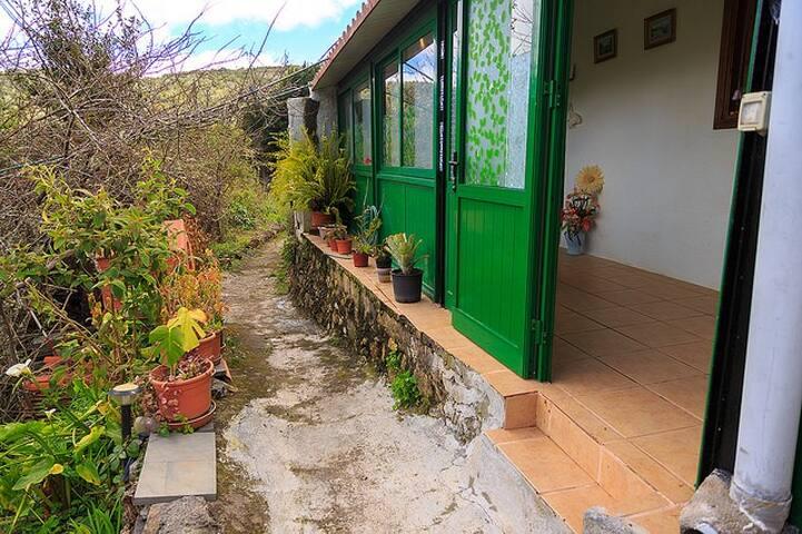 Casa rural en el Parque Nacional de Garajonay - Agulo
