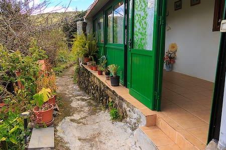Casa rural en el Parque Nacional de Garajonay - Agulo - Hus