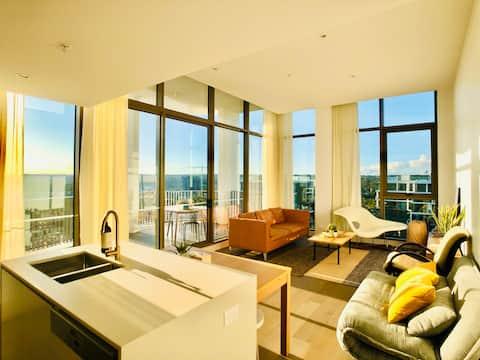⭐️Exquisite Penthouse in Macquarie Park✨ ⭐️🎑⭐️Free🅿️