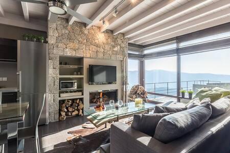 White Hills luxury villa E - Arachova