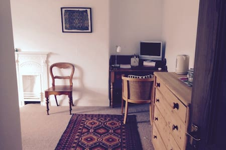 Beautiful, sunny attic room. - 赫布登布里奇(Hebden Bridge)