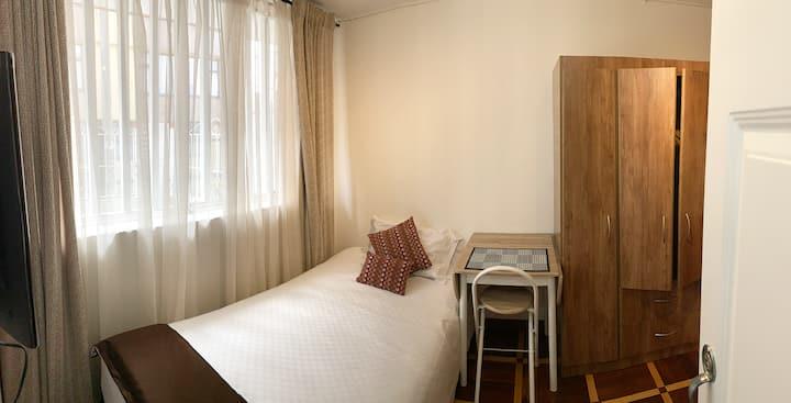 Apartamento Privado, excelente ubicación y WiFi 3