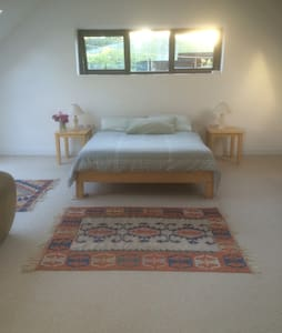 Sunny spacious room/ rural setting - Enniscorthy  - Hus
