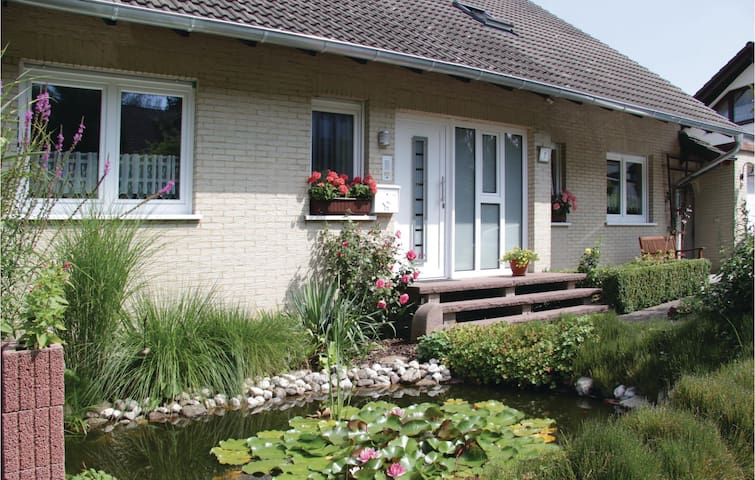Holiday apartment with 2 bedrooms on 80m² in Oberweser/Gieselwerder