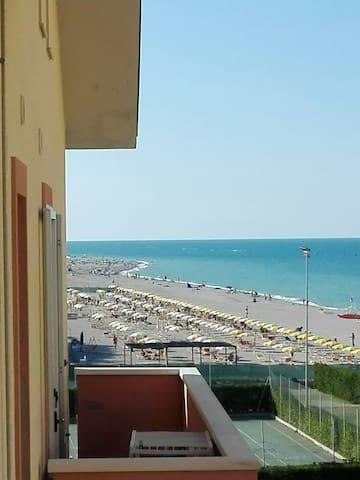 Grande appartamento sul mare - Senigallia - Apartment