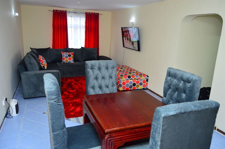 Cossy homes furnished apartments milimani