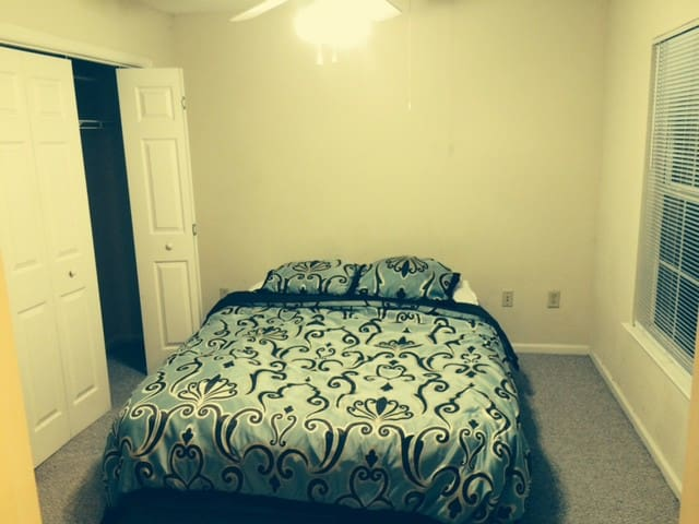 Bedroom Closet View