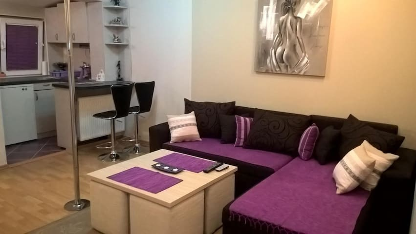 Modern apartment in center - Novi Sad - Apartament