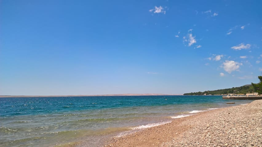 Mobile home in mediterranean forest on the beach 8 - Starigrad - Dom