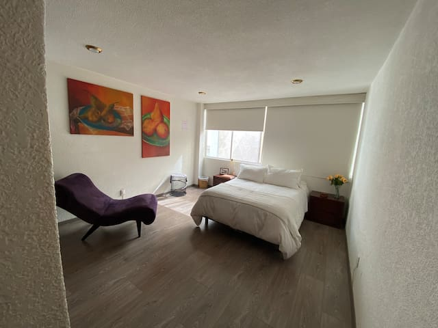 Your Room in CDMX's nicest & most convenient area