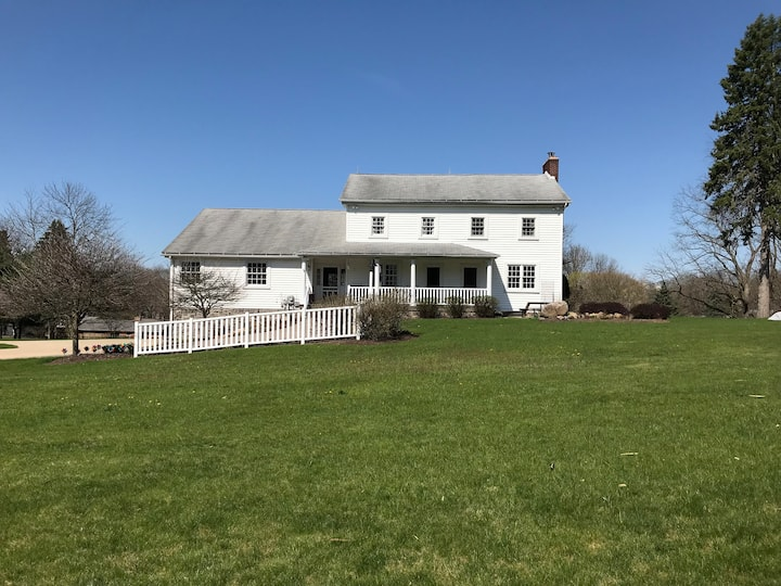 Farm House in North Canton, Ohio
