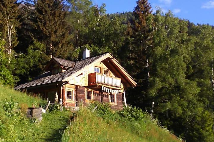 Almhütte Hausberger