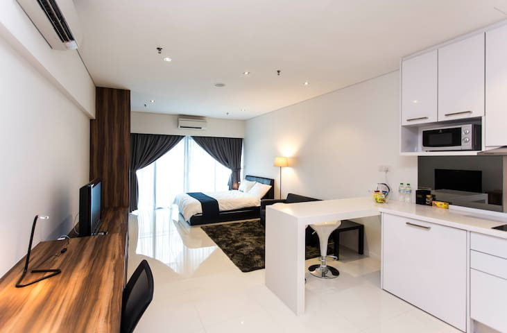 Comfy Hotel-like Studio near KLCC! - Kuala Lumpur - Lakás
