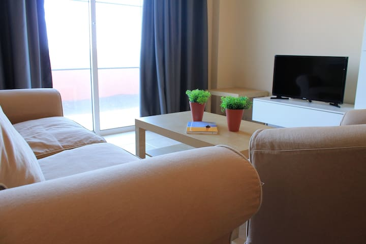 Playa Paraíso, en la espectacular playa de Jandía - Costa Calma - 公寓