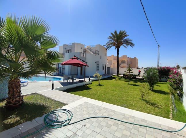 Villa Tanit, charme et luxe sans vis à vis