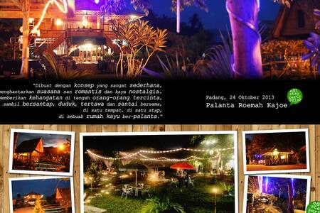 Standart Room Palanta Roemah Kajoe - South Padang