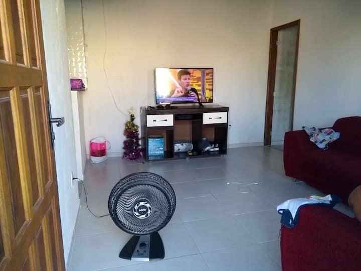 Casa 1 quarto na praia do barbudo em Araruama