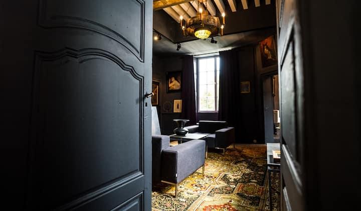 """Château de Clemency anno 1635 """"Sherlock"""""""